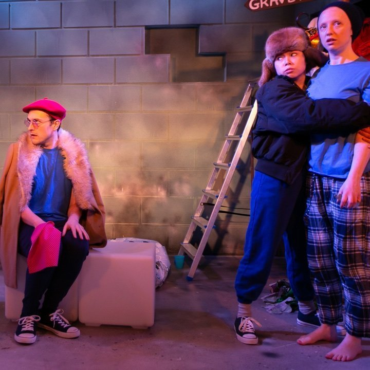 The Blue Bird_theatre 503_production image 3