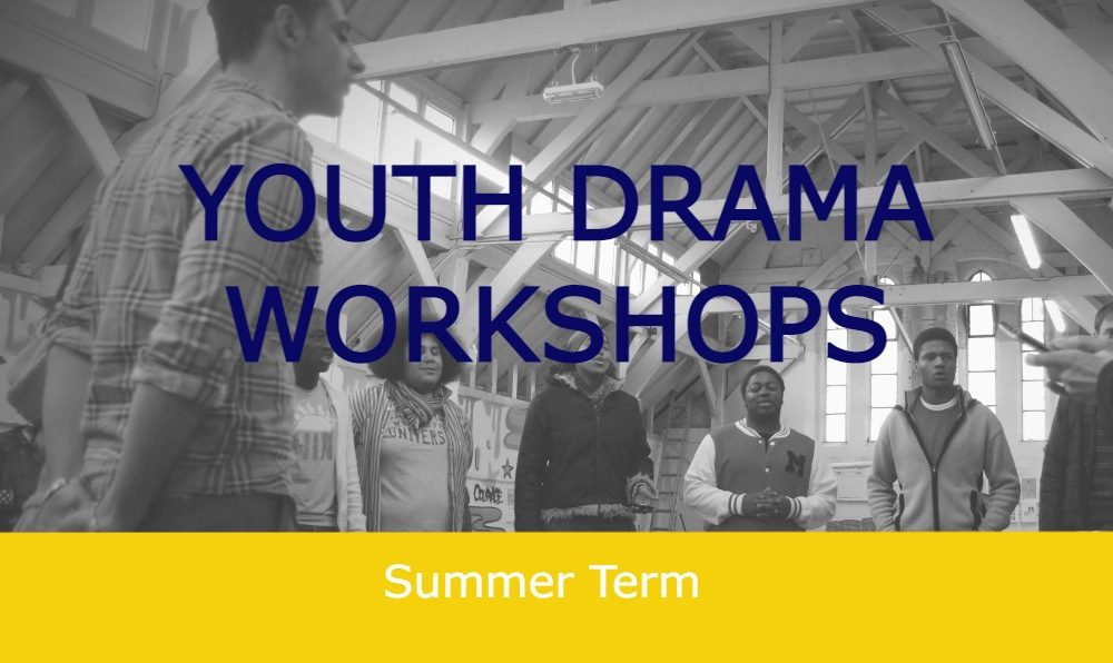 drama workshops